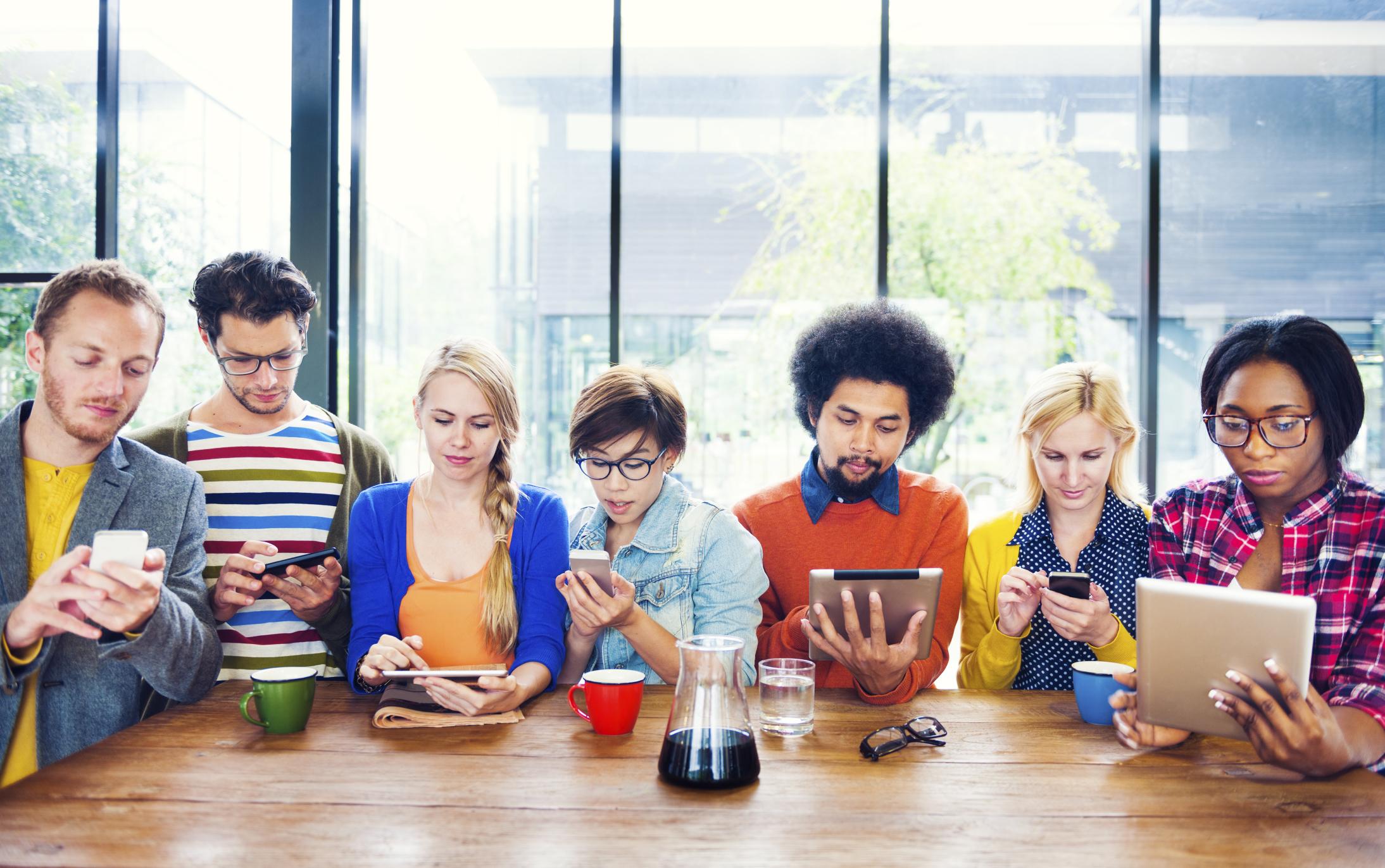 Millennials in the workspace