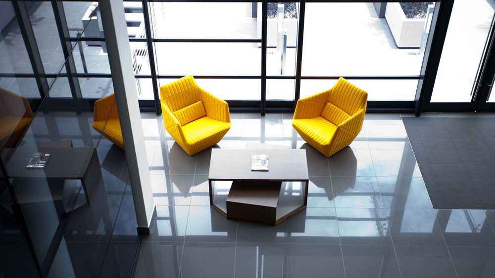 Integrating Culture Into Office Design