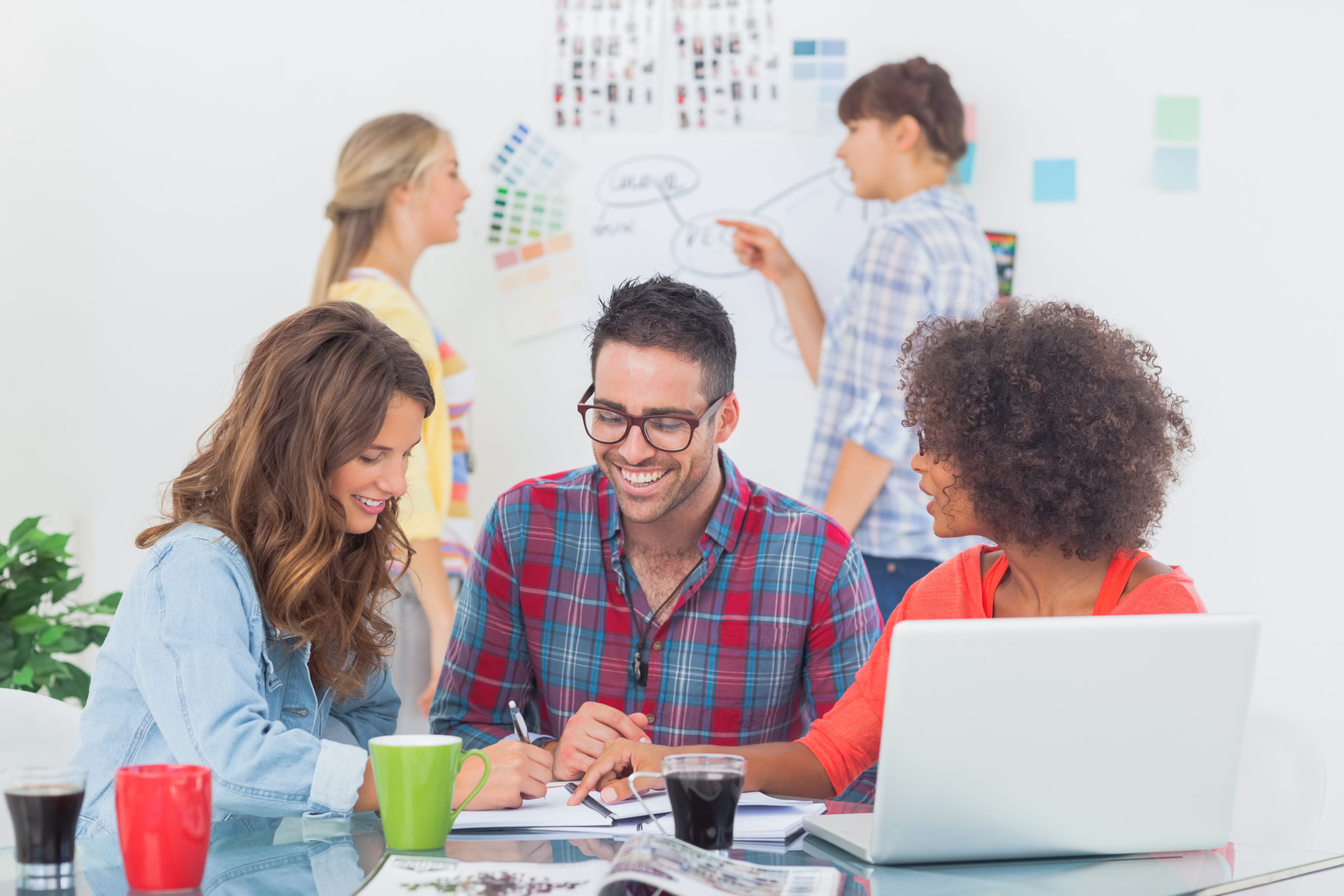 Save your bottom (line) with employee wellbeing